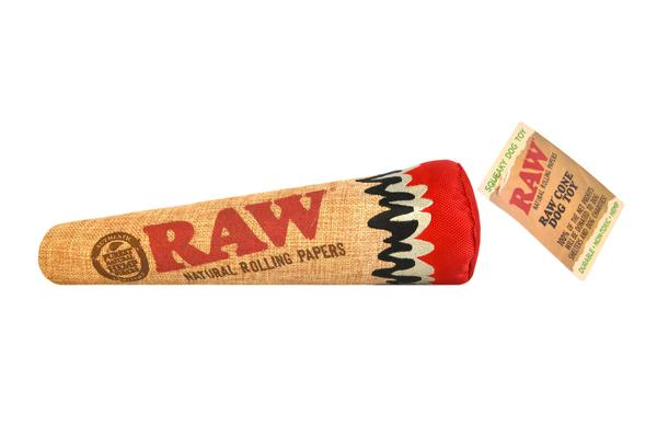 RAW x Dooby's Collab Dog Toy