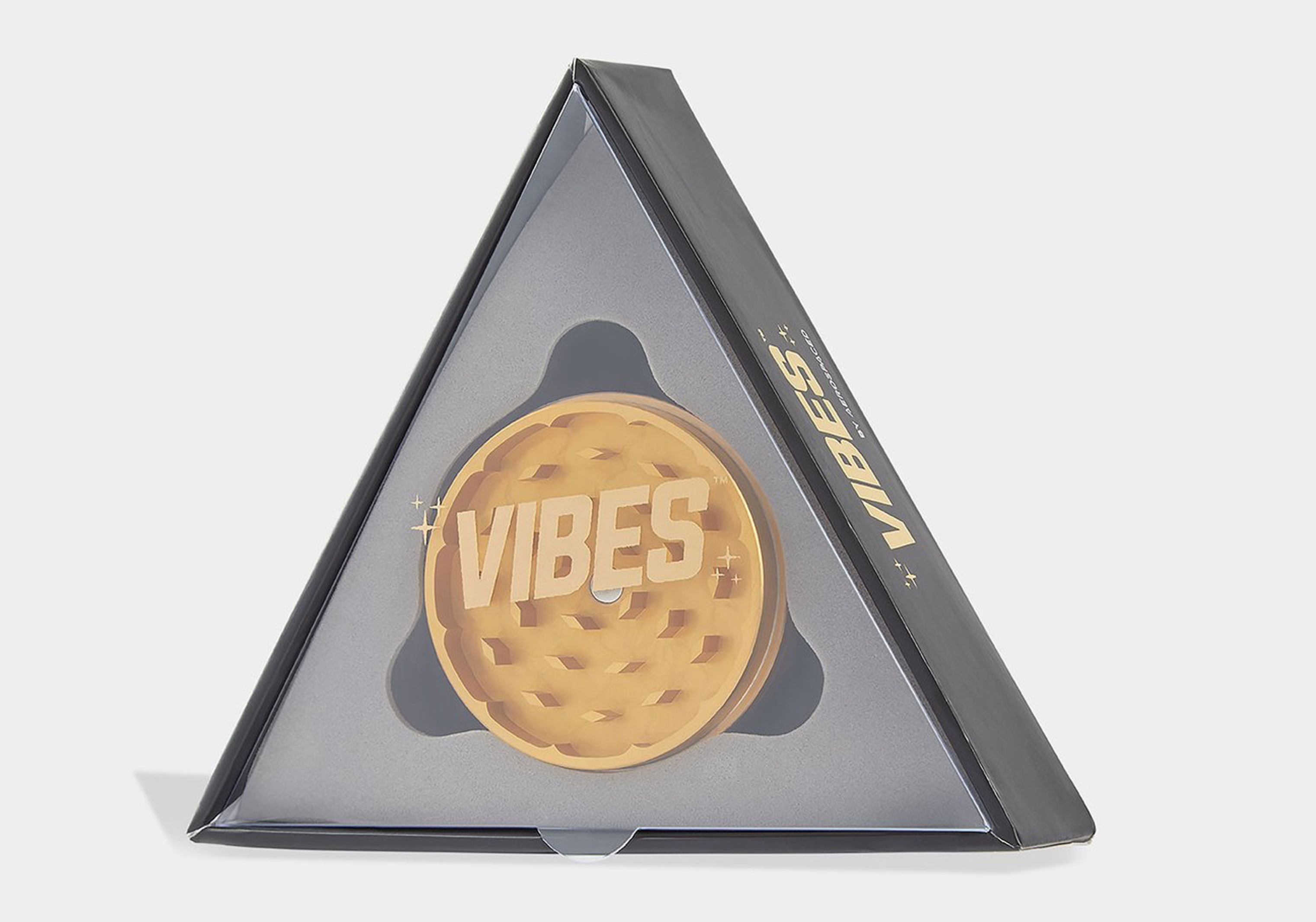 VIBES x AREOSPACED 2 Piece Grinder